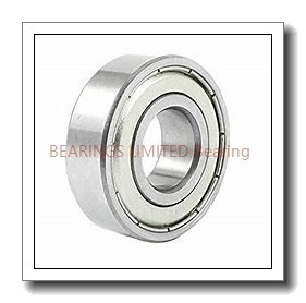 BEARINGS LIMITED SS6206 ZZ  Ball Bearings