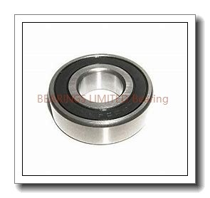 BEARINGS LIMITED 1621 ZZ BULK Bearings
