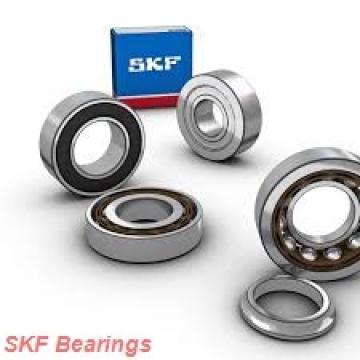 110 mm x 200 mm x 53 mm  SKF NJ 2222 ECML thrust ball bearings