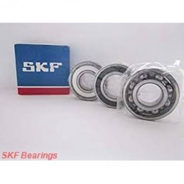 85 mm x 180 mm x 41 mm  SKF 6317-RS1 deep groove ball bearings