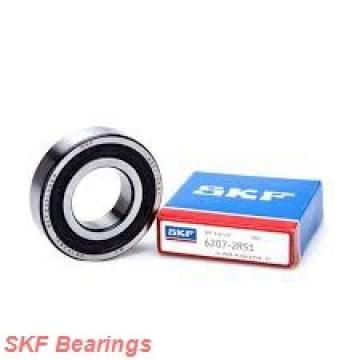 80 mm x 125 mm x 29 mm  SKF 32016X/Q tapered roller bearings
