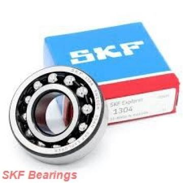 110 mm x 200 mm x 38 mm  SKF S7222 CD/P4A angular contact ball bearings