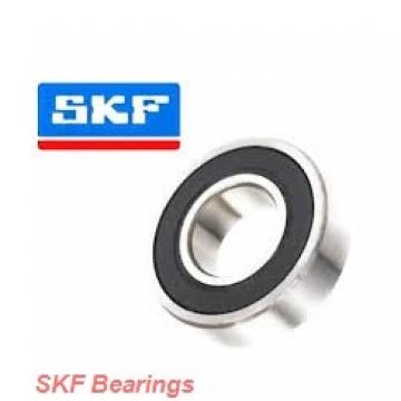 105 mm x 190 mm x 36 mm  SKF 7221 ACD/P4A angular contact ball bearings