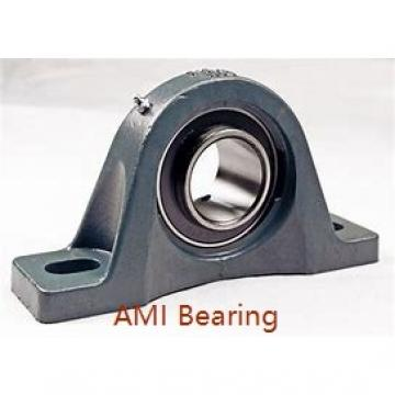 AMI UCFL203C4HR5  Flange Block Bearings