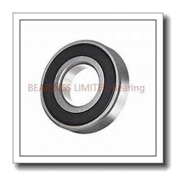 BEARINGS LIMITED 1641 ZZ PRX/Q Bearings