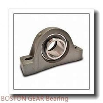 BOSTON GEAR 7520-DLG  Single Row Ball Bearings
