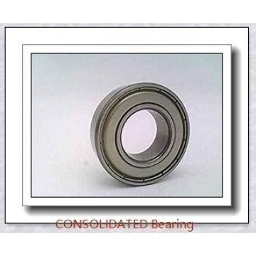CONSOLIDATED BEARING 6307-ZZ C/3  Single Row Ball Bearings