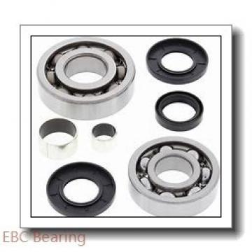 EBC 1615 2RS C3  Single Row Ball Bearings