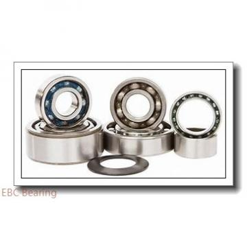 EBC 1606 2RS  Single Row Ball Bearings