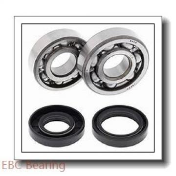 EBC 6001 2RS  Single Row Ball Bearings