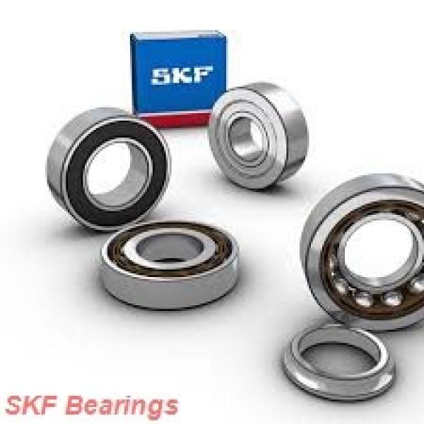 160 mm x 290 mm x 48 mm  SKF 7232 BGAM angular contact ball bearings #1 image