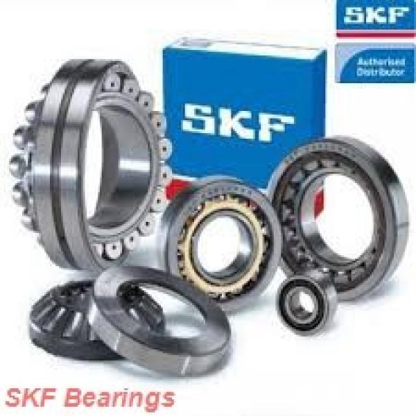160 mm x 290 mm x 48 mm  SKF 7232 BGAM angular contact ball bearings #3 image