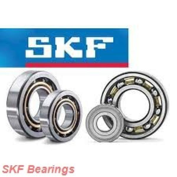 160 mm x 290 mm x 48 mm  SKF 7232 BGAM angular contact ball bearings #2 image