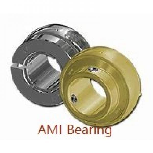 AMI MUCHPL207-22B  Hanger Unit Bearings #1 image