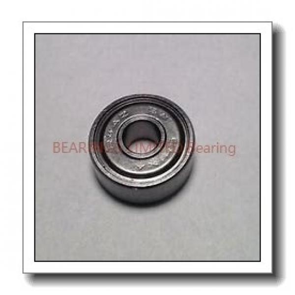BEARINGS LIMITED HK3516 2RS Bearings #1 image