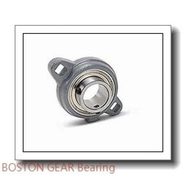 BOSTON GEAR 7508-DLG  Single Row Ball Bearings #1 image